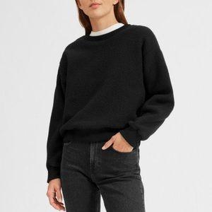 Everlane Fleece Sweater Size L
